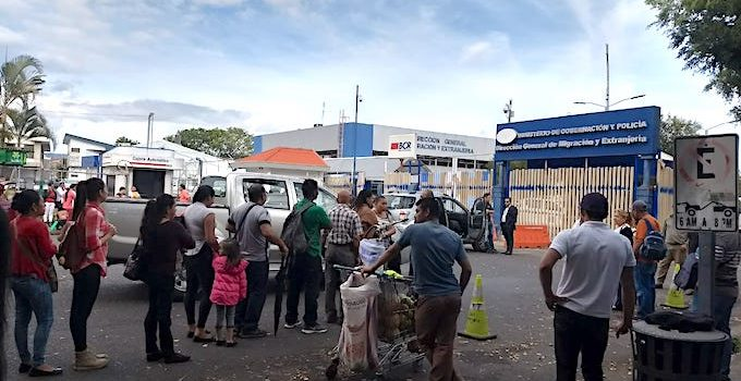 Immigration Corruption? Officials Detained
