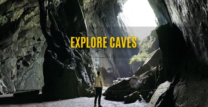 Caves In Costa Rica